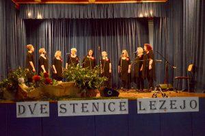 """Vokalna skupina """"Vivere"""" Slovenska Bistrica"""